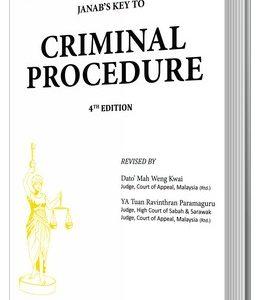 Criminal Procedure – 4th Edition