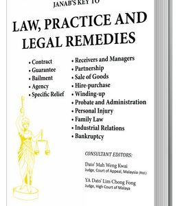 Law, Practice and Legal Remedies – 2nd Edition
